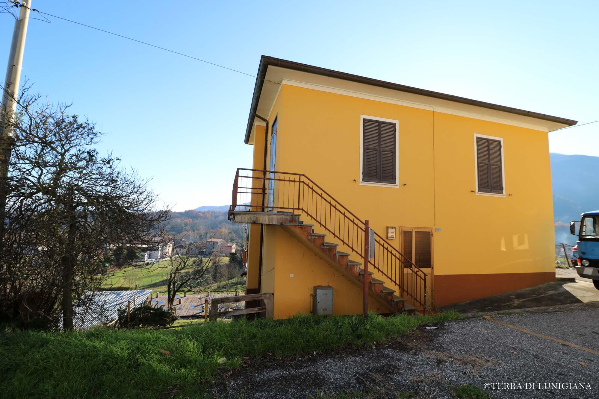 CA' GIALLA – Casa Indipendente Vicino Ai Servizi