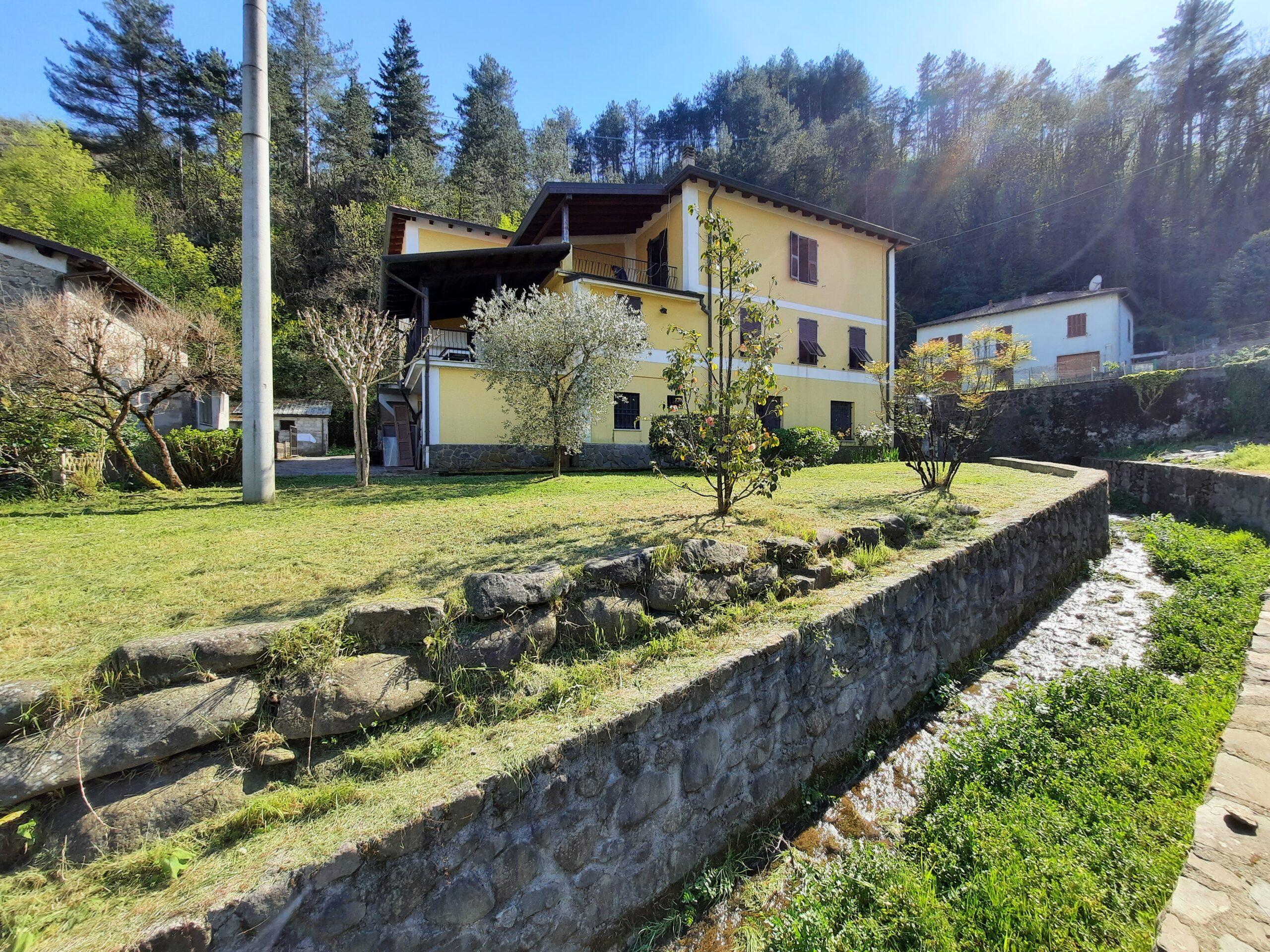 CASA DEL MIRTO – Villa Indipendente di circa 500 mt. con Giardino