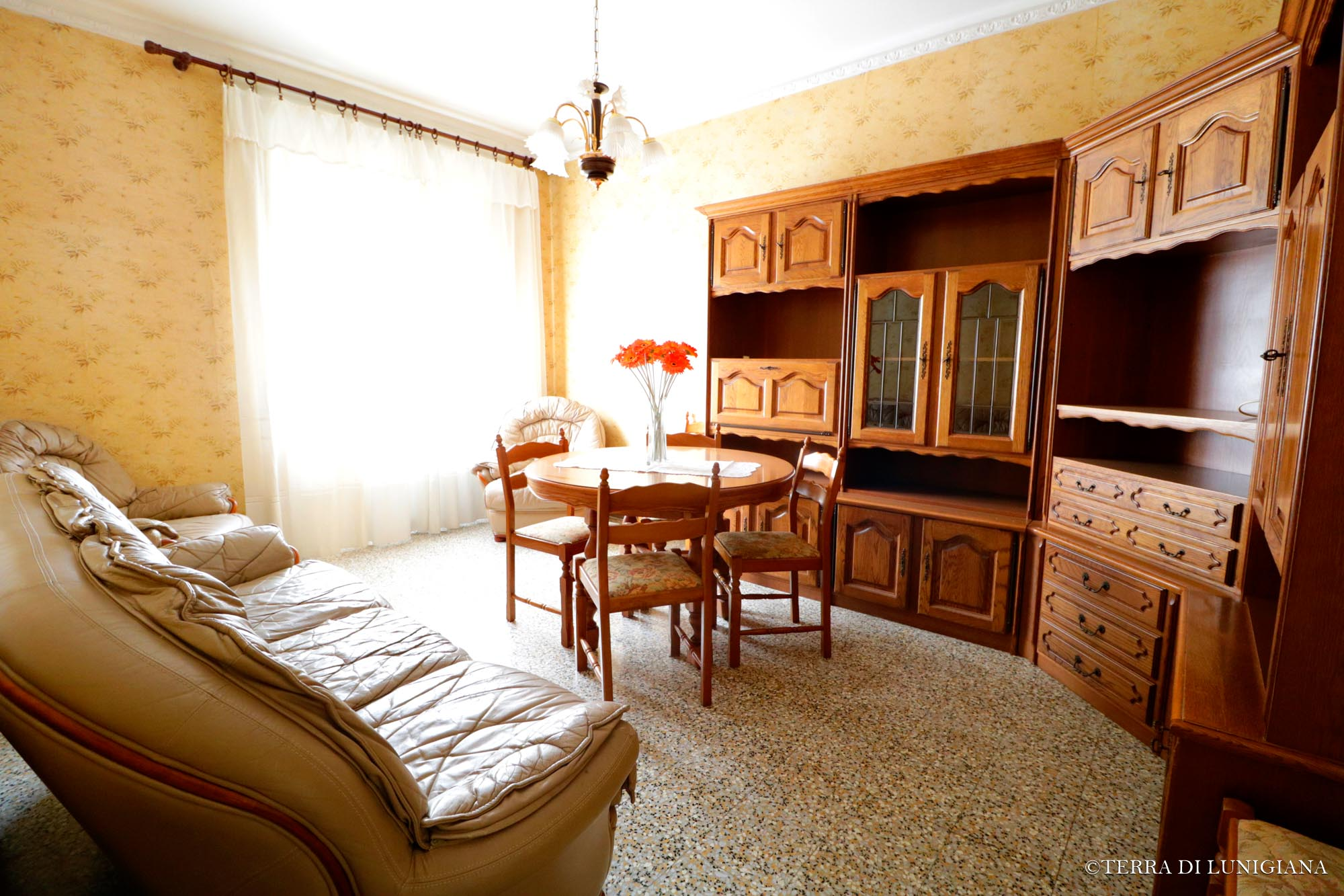 LA ZUCCA – Very Central Furnished Apartment