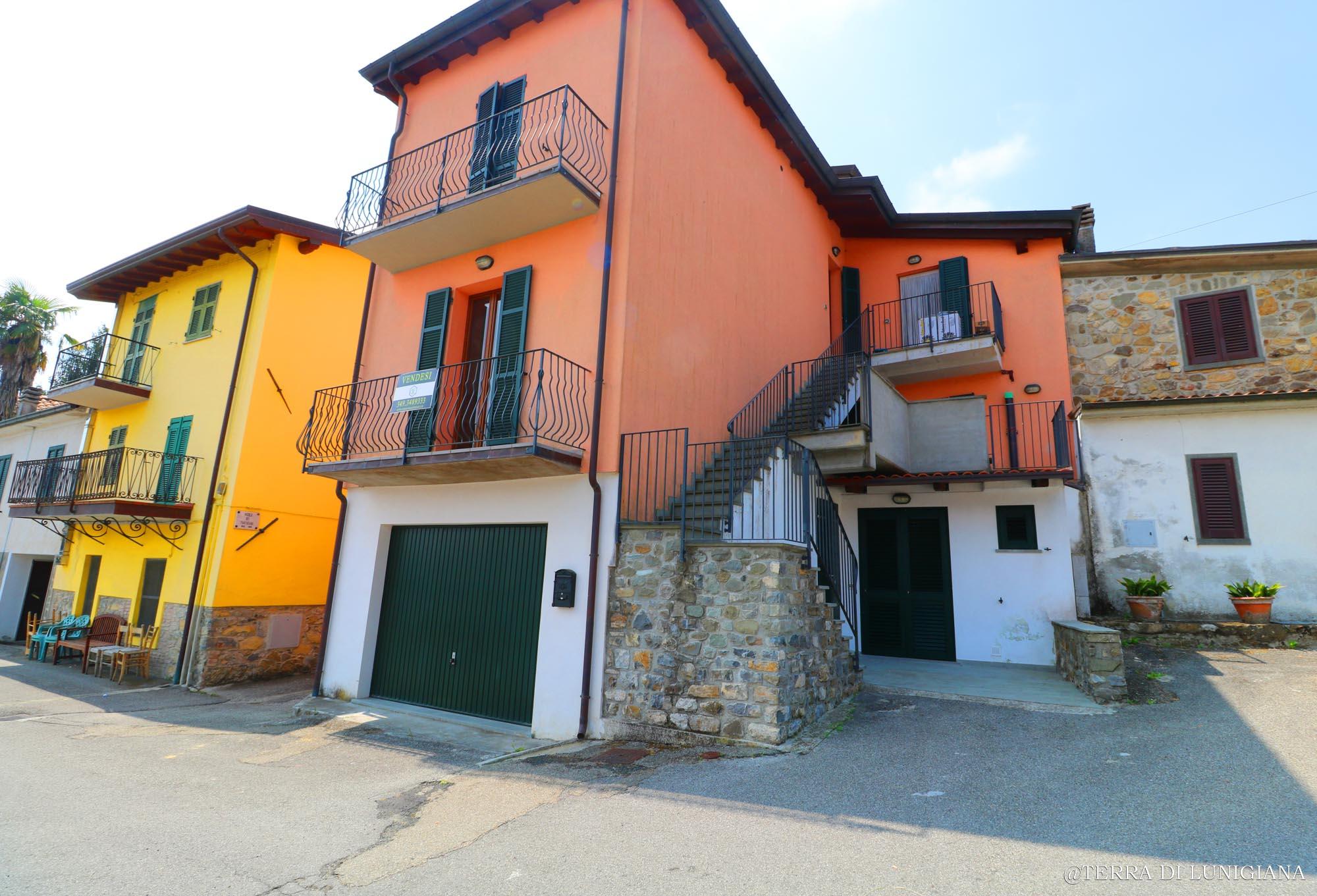 CA' DI VINCI – Casa Ristrutturata con Terrazzo