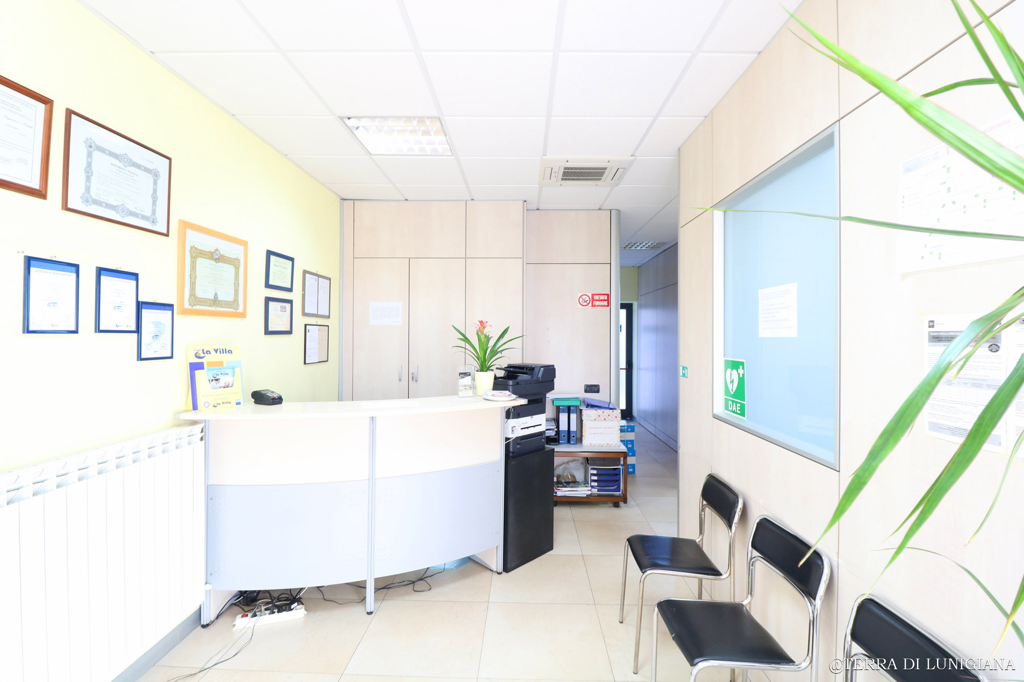 IL MEDICO – Laboratorio con Uffici