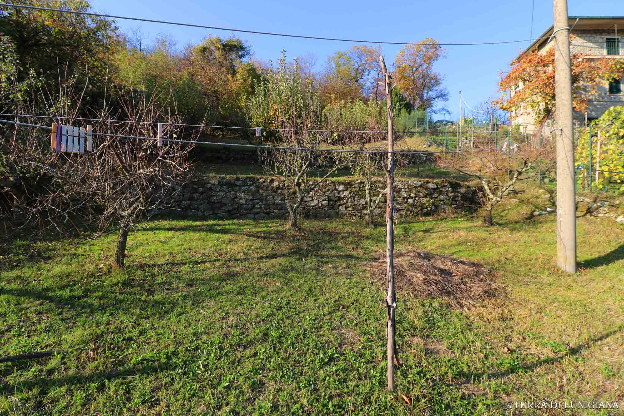 L'ALBA - Two Stone Houses with Garden ~ Terra di Lunigiana