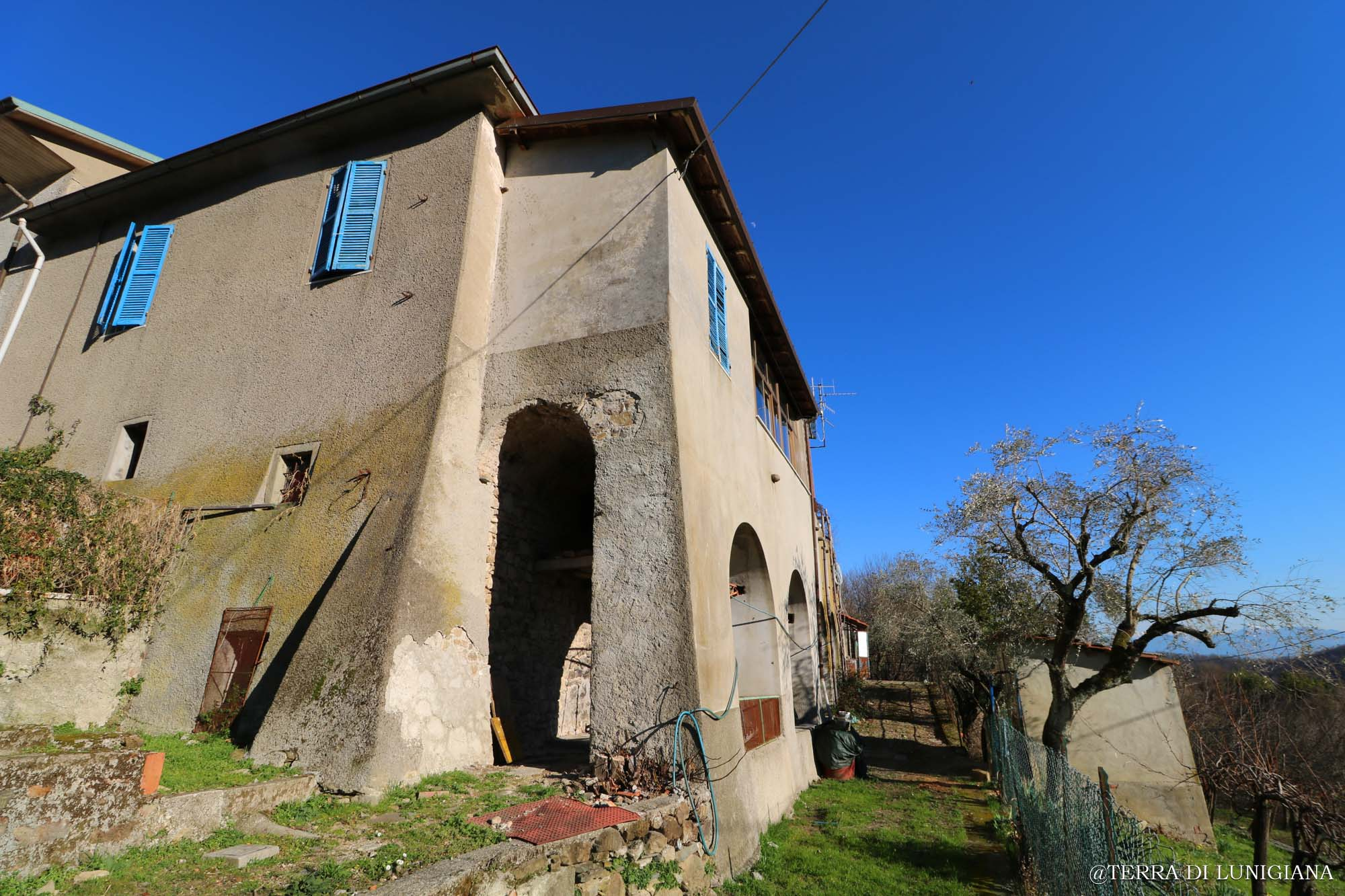 IL DAINO – Country Stone House with Olive Grove
