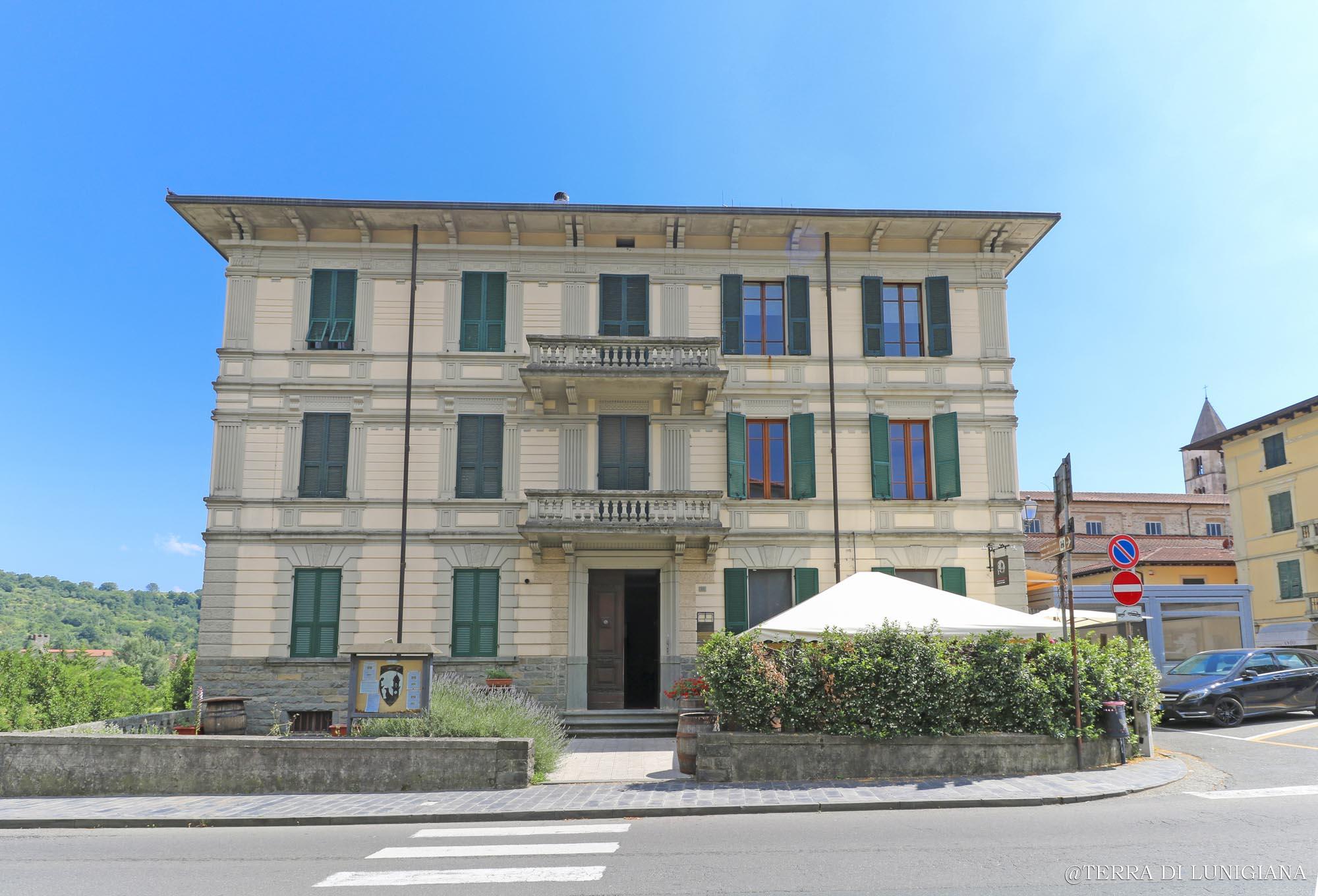 LA CONCHIGLIA – Historic Apartment in Pontremoli