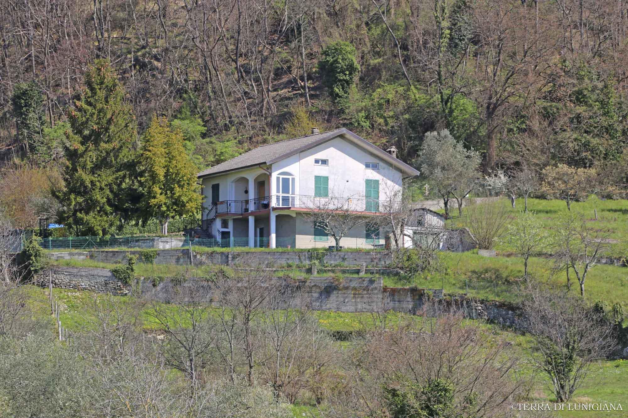 LA QUIETE – Villa Indipendente con meraviglioso Panorama e Giardino